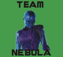 Team Nebula (Black) Kids Clothes