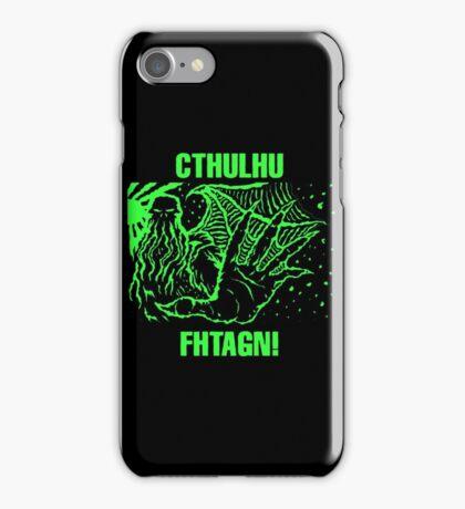 Cthulhu Godlike iPhone Case/Skin