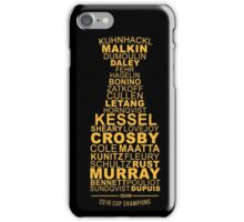 Pittsburgh Penguins iPhone Case/Skin