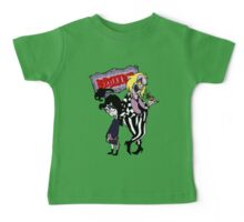 Beetlejuice - Lydia & Beetlejuice Group 01 Baby Tee