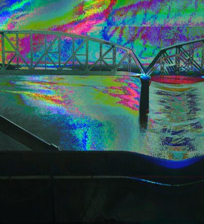Indianapolis Bridge Sticker