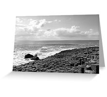 Giant's Causeway, Ireland Greeting Card