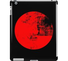 Visions in Red iPad Case/Skin