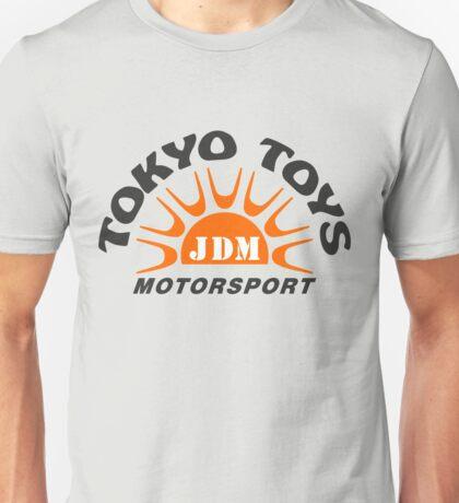 Tokyo Toys JDM Motorsport Unisex T-Shirt