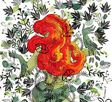 Poison Ivy by Roxanne Bee