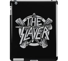 The Slayer iPad Case/Skin