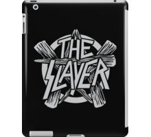 The Slayer iPad Case/Skin