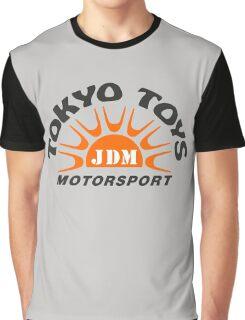 Tokyo Toys JDM Motorsport Graphic T-Shirt