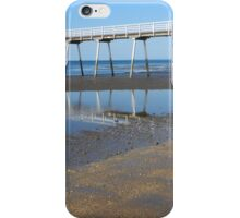 Beach Jetty, Hervey Bay iPhone Case/Skin