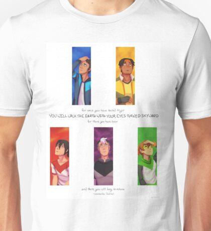after the war Unisex T-Shirt