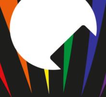 QTas Choir Logo (official choir performance shirt)  Sticker
