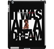 It was all a Dream - Cloud Nine [White] iPad Case/Skin