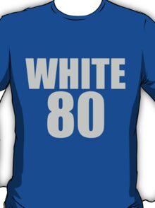 WHITE 80 -- Tony Romo - Cowboys T-Shirt