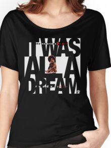 It was all a Dream - Cloud Nine [White] Women's Relaxed Fit T-Shirt