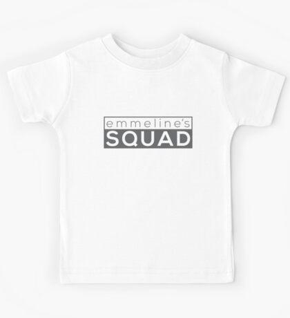 #squadgoals Kids Tee