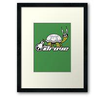 I Like Turtles! Framed Print