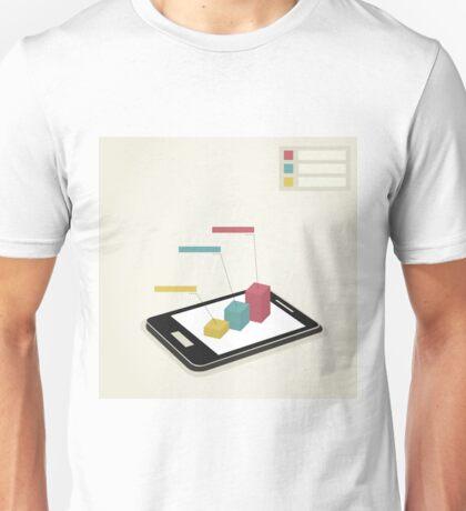 Cellular telephone7 Unisex T-Shirt