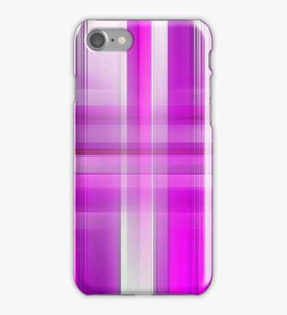 Purple Abstract Texture iPhone Case/Skin