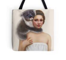Miss Koala Tote Bag