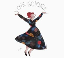 Miss Frizzle loves science Kids Clothes