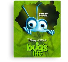 Bugs Life 1 Canvas Print