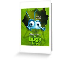 Bugs Life 1 Greeting Card