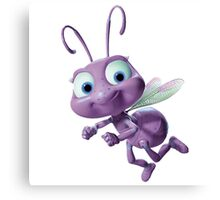 Bugs Life 4 Canvas Print