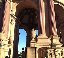 Palace of Fine Arts 2 by tatiananori
