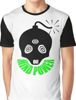 OFF iNDiViDUALS MIND POWER series Graphic T-Shirt