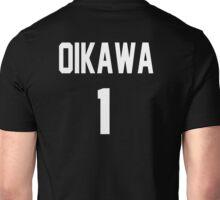 Haikyuu!! Jersey Oikawa Number 1 (Aoba) Unisex T-Shirt