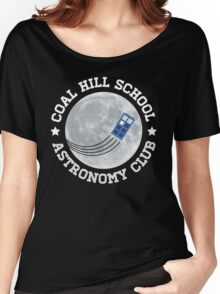 Coal Hill Astronomy Club Women's Relaxed Fit T-Shirt
