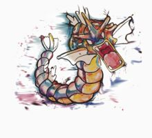 Epic Gyarados Tshirts + More by Jonny2may