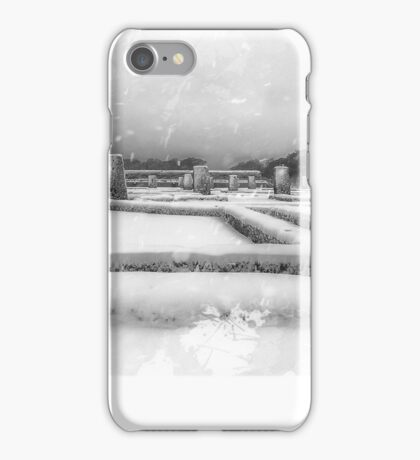 Drottningholm Castle Park iPhone Case/Skin