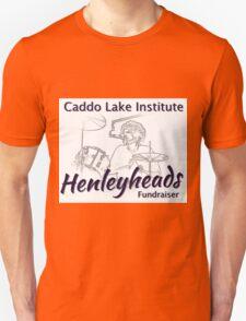 Henleyheads Caddo Lake Fundraiser Unisex T-Shirt