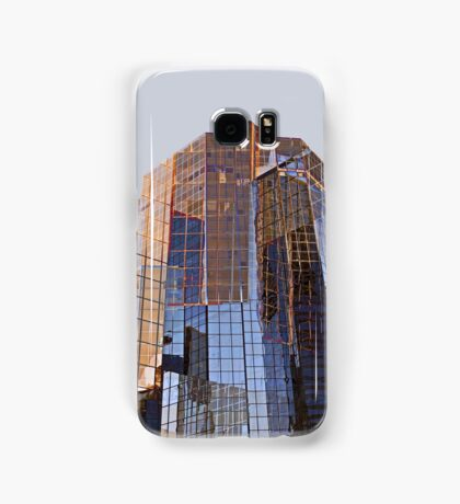 Corporate Glass Building. Samsung Galaxy Case/Skin