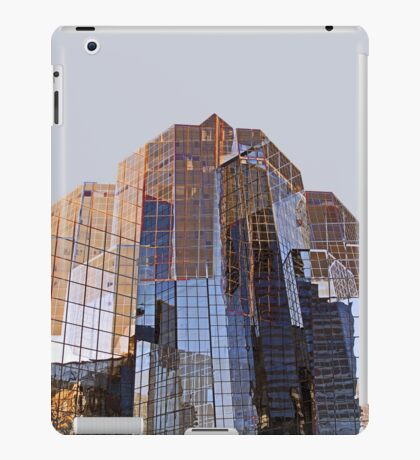 Corporate Glass Building. iPad Case/Skin