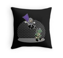 The Ambush Throw Pillow