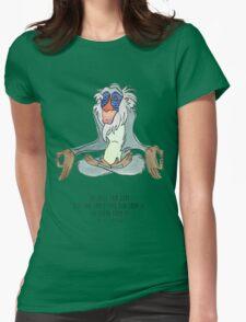 Rafiki Wisdom Womens Fitted T-Shirt