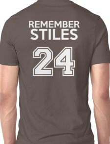 Remember Stiles - Teen Wolf Unisex T-Shirt