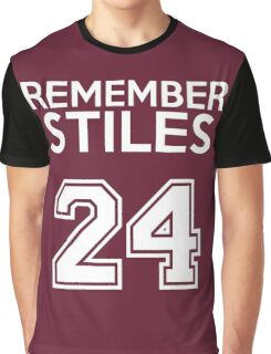 Remember Stiles - Teen Wolf Graphic T-Shirt
