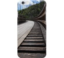 TRESTLE BRIDGE iPhone Case/Skin