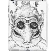 Star Wars Greedo Inked iPad Case/Skin
