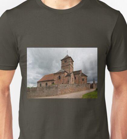 Church of Notre Dame Unisex T-Shirt