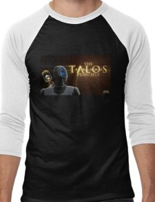 The Talos Principle Men's Baseball ¾ T-Shirt