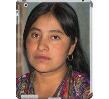 Mayan Girl iPad Case/Skin