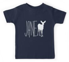 Jane Doe Kids Tee
