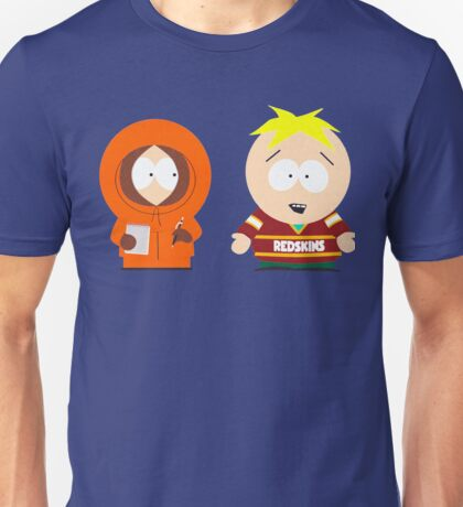 Butters and Kenny Unisex T-Shirt
