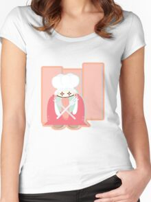 Quina Quen Women's Fitted Scoop T-Shirt