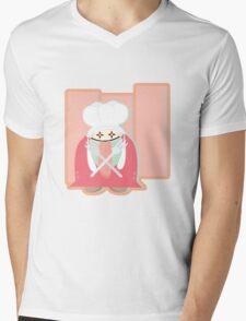 Quina Quen Mens V-Neck T-Shirt