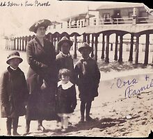Redondo Beach, 1921 by Nadya Johnson